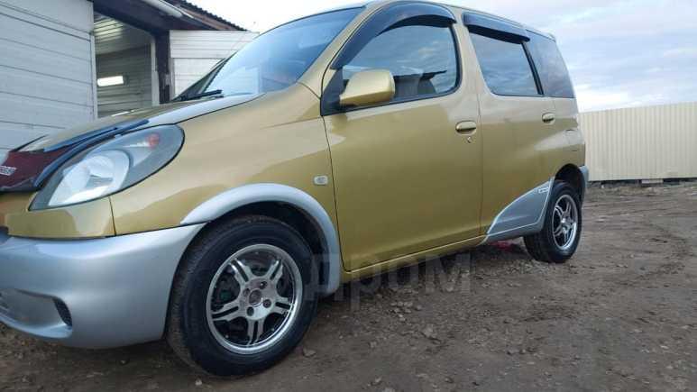 Toyota Funcargo, 2003 год, 290 000 руб.