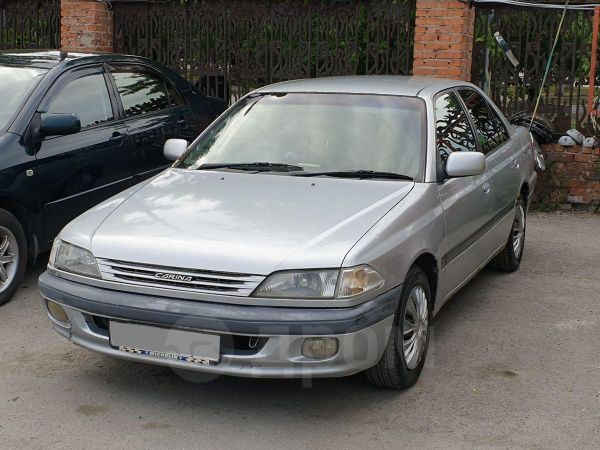 Toyota Carina, 1996 год, 125 001 руб.