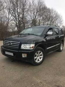 Москва QX56 2004