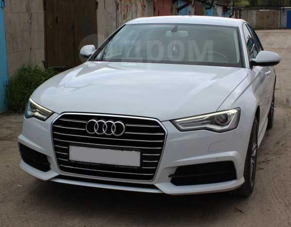 Audi A6, 2016 год, 1 650 000 руб.
