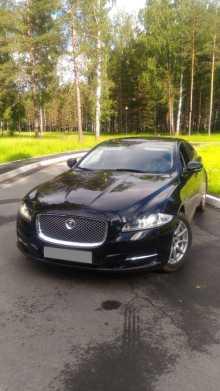 Москва Jaguar XJ 2012