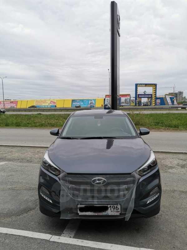 Hyundai Tucson, 2018 год, 1 230 000 руб.