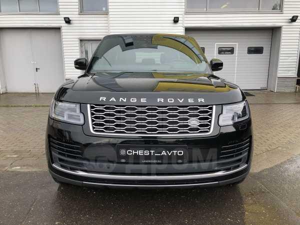 Land Rover Range Rover, 2018 год, 6 690 000 руб.