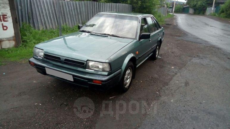 Nissan Bluebird, 1989 год, 62 000 руб.