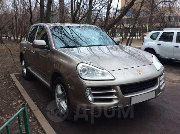 Porsche Cayenne, 2007 год, 650 000 руб.