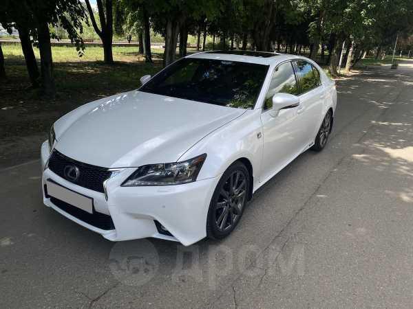 Lexus GS450h, 2012 год, 1 800 000 руб.