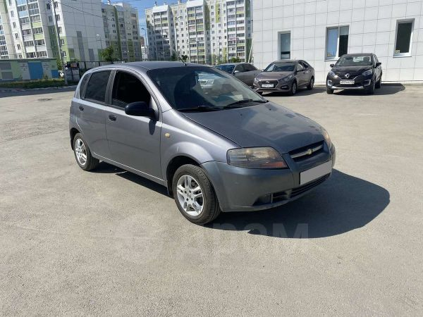 Chevrolet Aveo, 2007 год, 129 000 руб.