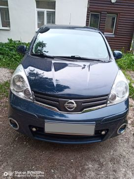Березники Nissan Note 2013