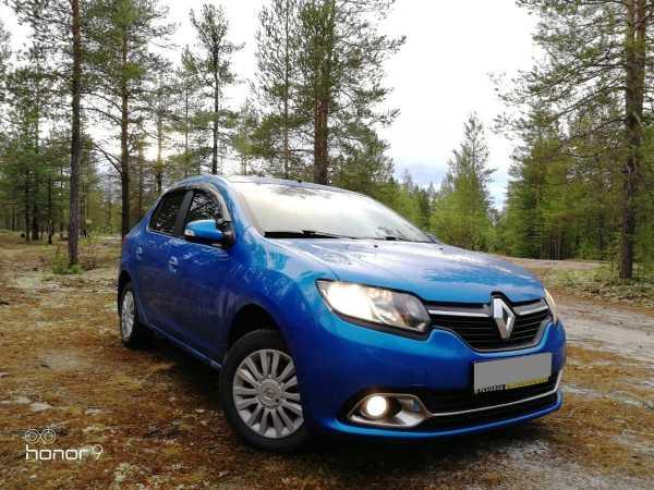 Renault Logan, 2017 год, 615 000 руб.