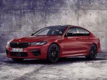 BMW M5 рестайлинг 2020, седан, 6 поколение, F90