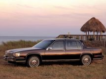 Cadillac Fleetwood 1984, седан, 1 поколение