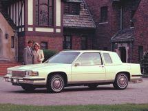 Cadillac Fleetwood 1984, купе, 1 поколение