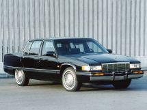 Cadillac Fleetwood рестайлинг 1988, седан, 1 поколение
