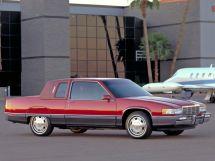 Cadillac Fleetwood рестайлинг 1988, купе, 1 поколение