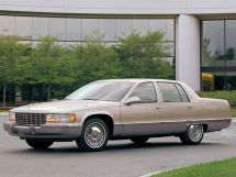 Cadillac Fleetwood 1993, седан, 2 поколение