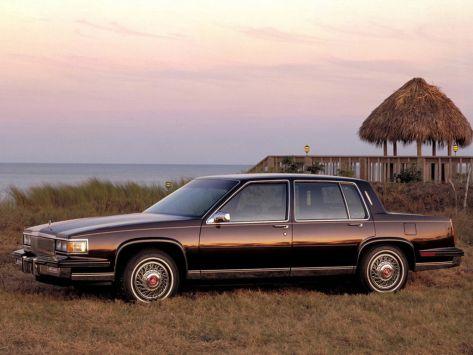 Cadillac Fleetwood  04.1984 - 06.1988