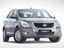 Chevrolet Cobalt рестайлинг, 2 поколение, 12.2016 - н.в., Седан