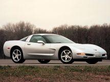 Chevrolet Corvette 1996, купе, 5 поколение, C5