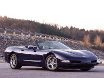 Chevrolet Corvette 1997, открытый кузов, 5 поколение, C5