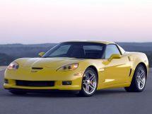 Chevrolet Corvette 2004, купе, 6 поколение, C6