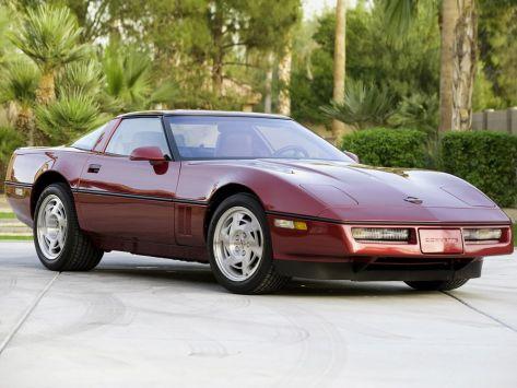 Chevrolet Corvette (C4) 01.1983 - 05.1990