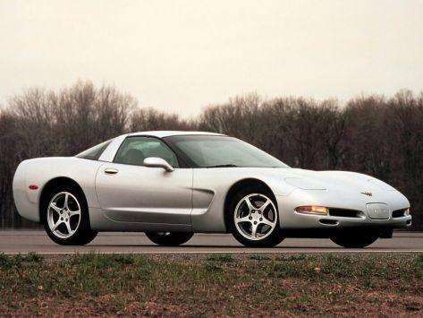 Chevrolet Corvette (C5) 10.1996 - 07.2004
