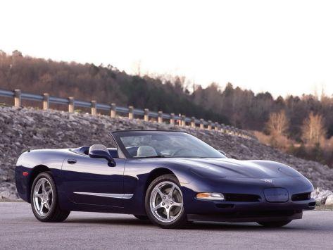 Chevrolet Corvette (C5) 08.1997 - 07.2004