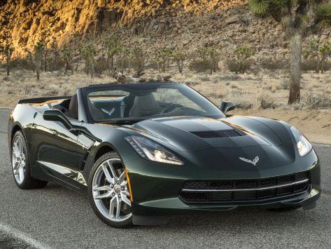 Chevrolet Corvette (C7) 09.2013 - 01.2020