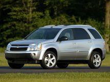 Chevrolet Equinox 1 поколение, 01.2003 - 05.2009, Джип/SUV 5 дв.