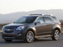 Chevrolet Equinox 2009, джип/suv 5 дв., 2 поколение