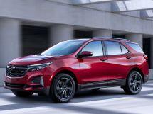 Chevrolet Equinox рестайлинг, 3 поколение, 02.2020 - н.в., Джип/SUV 5 дв.