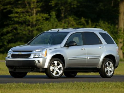 Chevrolet Equinox  01.2003 - 05.2009