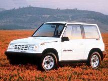 Chevrolet Tracker 1997, джип/suv 3 дв., 1 поколение