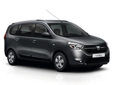 Dacia Lodgy  03.2017 -  н.в.
