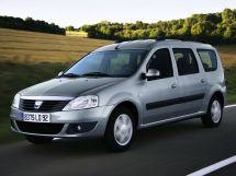 Dacia Logan MCV рестайлинг 2009, универсал, 1 поколение