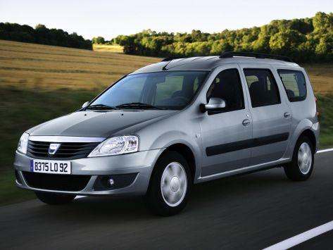 Dacia Logan MCV  03.2009 - 06.2013