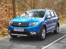 Dacia Logan MCV Stepway рестайлинг, 2 поколение, 05.2017 - н.в., Универсал
