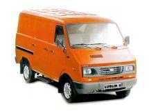 Daewoo Lublin 3 1 поколение, 01.1997 - 01.2004, Цельнометаллический фургон