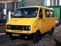 Daewoo Lublin 3 1 поколение, 01.1997 - 01.2004, Минивэн