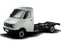 Daewoo Lublin 3 1 поколение, 01.1995 - 01.2003, Шасси