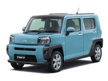 Daihatsu Taft 2020, джип/suv 5 дв., 2 поколение
