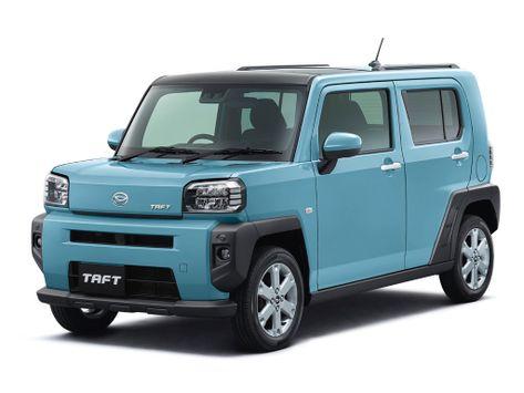 Daihatsu Taft  04.2020 -  н.в.