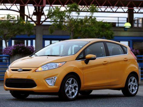 Ford Fiesta  12.2009 - 05.2013