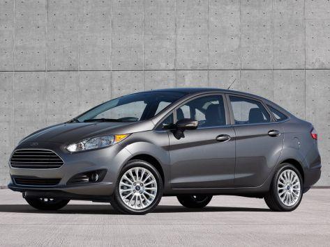Ford Fiesta  09.2012 - 08.2019
