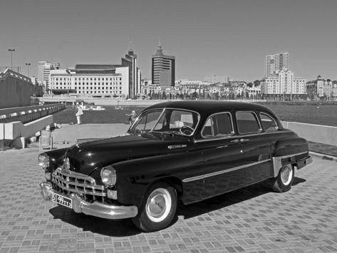 ГАЗ 12 ЗИМ  10.1950 - 12.1959