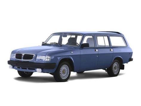 ГАЗ 3110 Волга  01.1997 - 12.2003