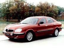 ГАЗ 3111 Волга 1999, седан, 1 поколение