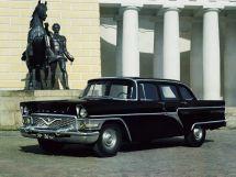 ГАЗ ГАЗ-13 Чайка 1959, седан, 1 поколение