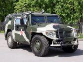 ГАЗ ГАЗ-2330 Тигр