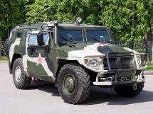 ГАЗ ГАЗ-2330 РўРёРіСЂ 1 поколение, 06.2005 - н.в., Джип/SUV 5 дв.